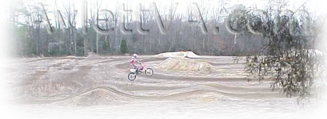 Private Motocross Track